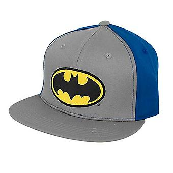 Batman Two-Tone sombrero plano de Bill