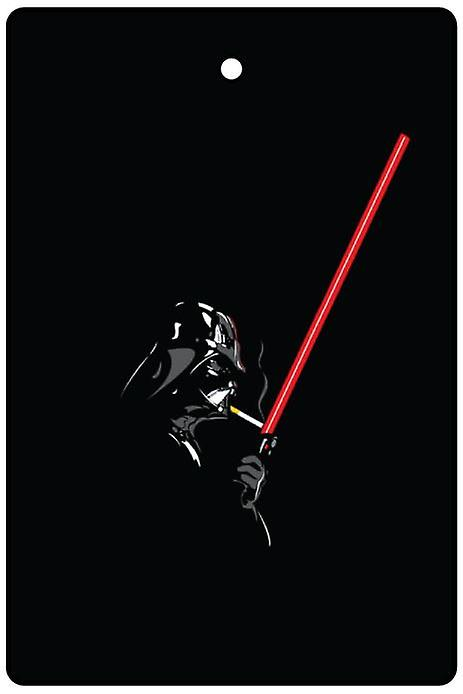 Darth Vader Lightsaber Car Air Freshener