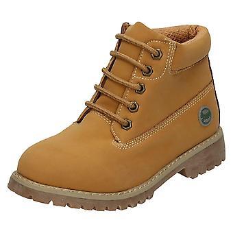 Piger Spot på Casual ankelstøvler