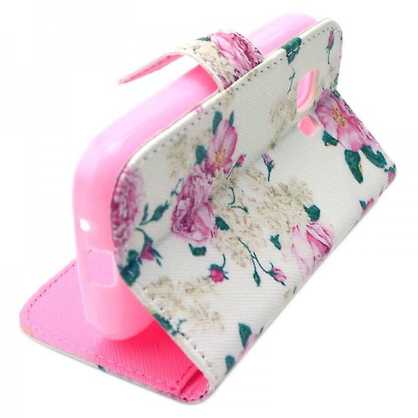 Cover wallet pattern 42 for Samsung Galaxy young 2 G130