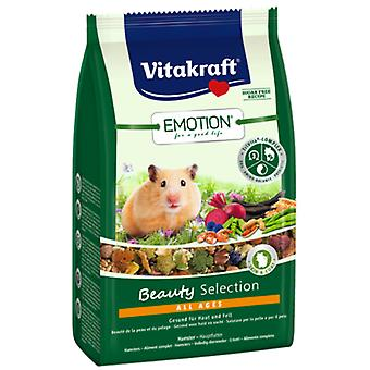 Vitakraft Menú Emotion Beuty Selection Hamsters (Roedores , Piensos y mezclas)