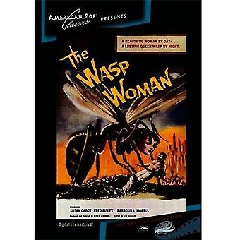 Wasp Woman [DVD] USA import