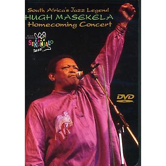 Hugh Masekela - Homecoming Concert [DVD] USA import