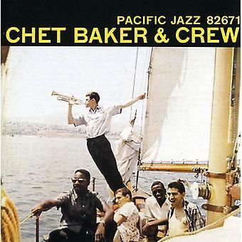 Chet Baker - Chet Baker & bemanning [CD] USA import
