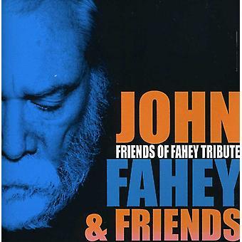 John Fahey & Friends - Friends of Fahey Tribute [CD] USA import