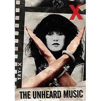X - uhørt musik [DVD] USA importerer