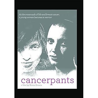 Cancerpants [DVD] USA importerer