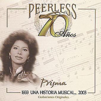 Prisma - 70 Anos Peerless Una Historia Musical [CD] USA import