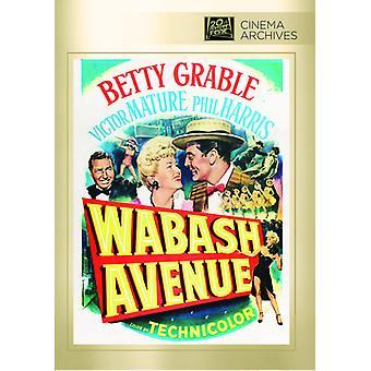 Wabash Avenue [DVD] USA import