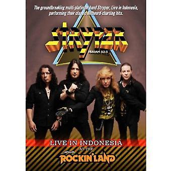 Stryper - Live at Java Rockin'Land [DVD] USA import
