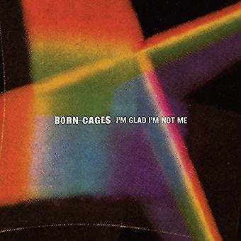 Født bure - jeg er glad for ikke jeg er mig [Vinyl] USA import