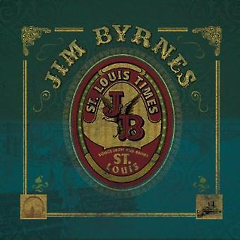 Jim Byrnes - St Louis gange [CD] USA import