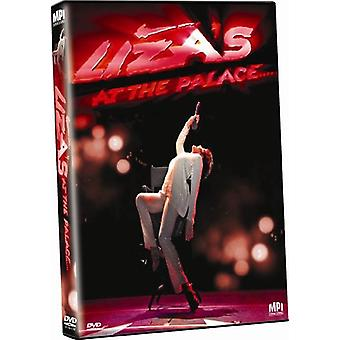 Liza Minnelli - Liza's at the Palace [DVD] USA import