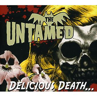 Utæmmet - Delicious død [CD] USA importerer