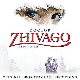Doctor Zhivago / O.B.C.R. - Doctor Zhivago / O.B.C.R. [CD] USA import