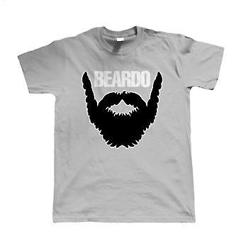 Beardo, Mens Funny T Shirt - barba baffi - tutte le taglie 4XL 5XL