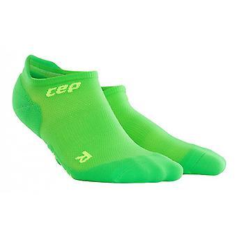 CEP dynamisk + ultralet ingen show sokker mænd - viper-grøn