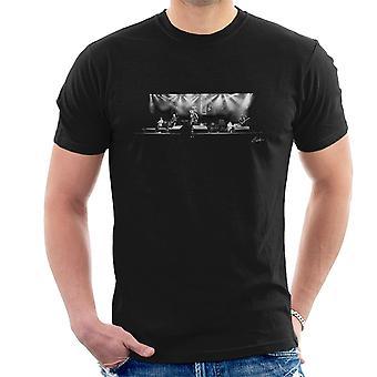 Oasis Glasgow Hampden Park Stadium 2006 mænd T-Shirt