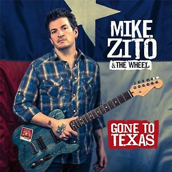 Mike Zito - gået til Texas [CD] USA import