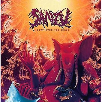 Sanzu - tunge Over the Home [CD] USA import