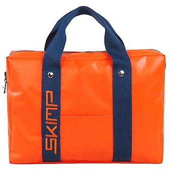 Skimp Skimp Handbag Nomade Blue + Orange (Fashion accesories , Bags , Backpacks)