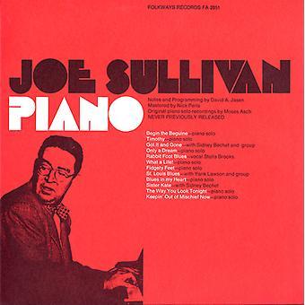Joe Sullivan - musikalske stemninger af Joe Sullivan: klaver [CD] USA import