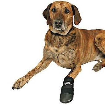 Trixie 2  Protective Neoprene Boots for Walking (Dogs , Dog Clothes , Shoes)
