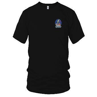 US Navy VAH-21 Heavy Attack Squadron Twenty One Embroidered Patch - Mens T Shirt