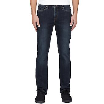 Volcom Solver Denim Straight Fit Jeans