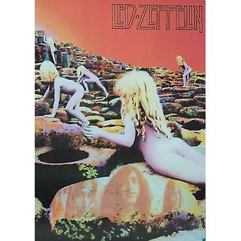 Led Zeppelin Houses Houses Of The Holy Poster Poster Print