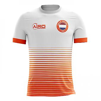 2018-2019 Holland lager koncept fodbold Shirt