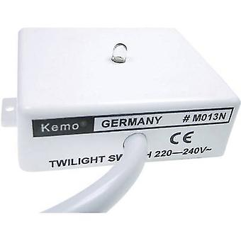 Twilight switch Component Kemo M013N 230 V AC