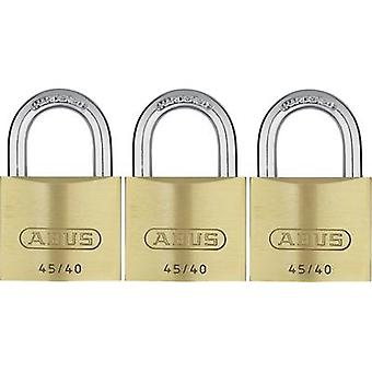 Padlock 39 mm 3-piece set ABUS ABVS11825