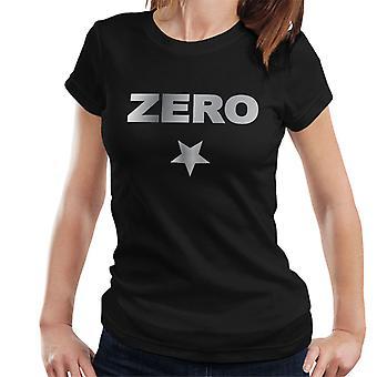 Zero stelle t-shirt Smashing Pumpkins femminile