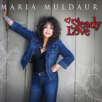 Maria Muldaur - støt kærlighed [CD] USA import