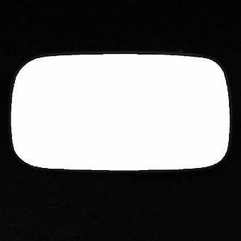 Left Stick-On Mirror Glass Easy to Fit For Volvo V50 2004-2007