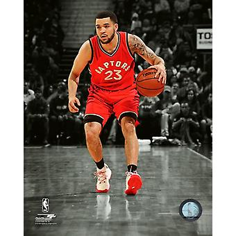 Fred VanVleet 2016-17 Spotlight Action Photo Print