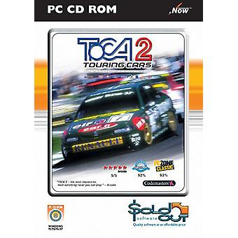 TOCA 2 Touring Cars - Sold Out Range (CD PC) - Usine scellée