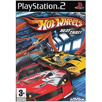 Hot Wheels slå det! (PS2)