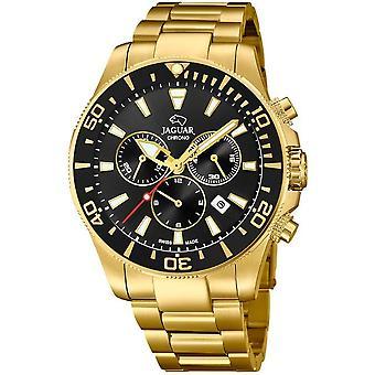 Jaguar horloge Executive duiker 20 ATM chronograaf J864-3