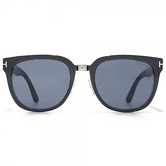 Tom Ford-Rock-Sonnenbrille blau