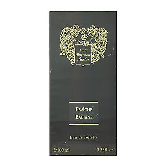 Maitre Parfumeur Et Gantier Fraiche Badiane Eau De Toilette Spray 3,3 oz/100 ml