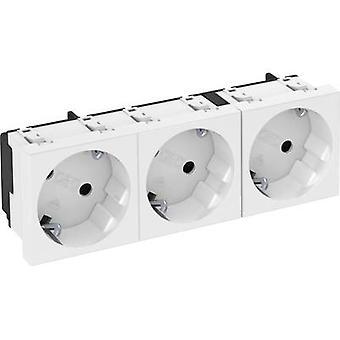 Cableado interno para conductos de alimentación (3 x) (W x H x D) 135 x 45 x 40 mm OBO Bette