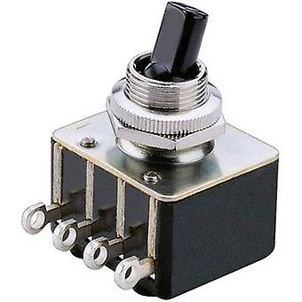Marquardt 0132.0101 Toggle switch 250 V AC 2 A 2 x Off/On latch 1 pc(s)