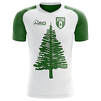 2018-2019 Norfolk Islands Home Concept Football Shirt