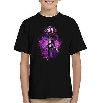 Fortnite Battle Royale Teddy Bear Kid's T-Shirt