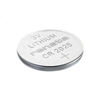 Renata CR2025 Lithium Battery