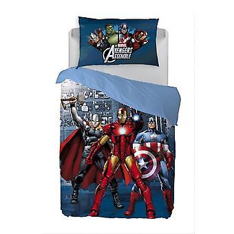 Avengers Caleffi påslakan