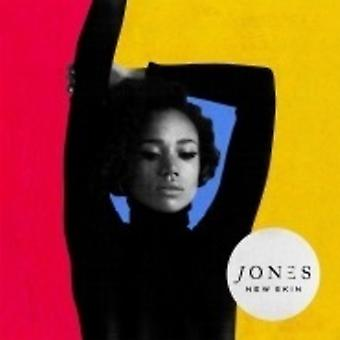 Jones - New Skin [CD] USA import