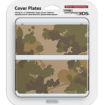 Nintendo New 3DS Cover Plate Camouflage